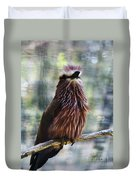 Perched - 2 Duvet Cover