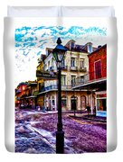 Pere Antoine Alley - New Orleans Duvet Cover