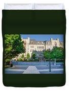 Perelman Quadrangle - University Of Pennsylvania Duvet Cover