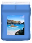 Perfect Blue Water Duvet Cover