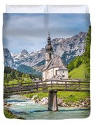 Perfect Idyll Duvet Cover
