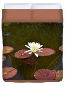 Perfect Lily  Duvet Cover