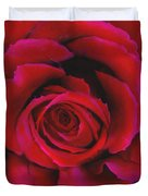 Perfect Rose Duvet Cover