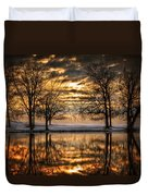 Perfect Sunset Duvet Cover