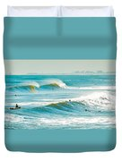 Perfect Surf Duvet Cover