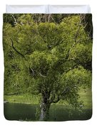 Perfect Tree Swing Duvet Cover