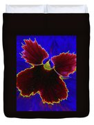 Perfectly Pansy 05 - Photopower Duvet Cover