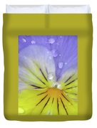 Perfectly Pansy 16 Duvet Cover