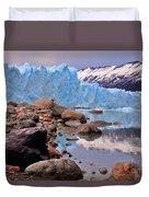 Perito Moreno 001 Duvet Cover