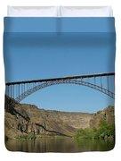 Perrine Bridge Duvet Cover