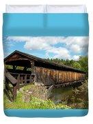 Perrine's Bridge In May Duvet Cover