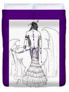 Persephone Duvet Cover