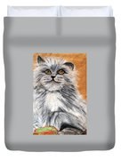 Persian Cat Duvet Cover