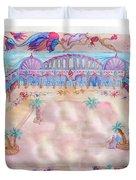 Persian Palace Duvet Cover