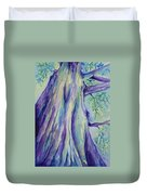 Perspective Tree Duvet Cover