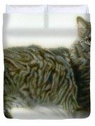 Pet Portrait - Buddy Duvet Cover