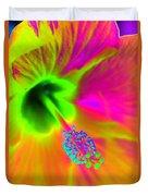 Petal Power - Hibiscus - Photopower 3260 Duvet Cover