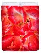 Petals Of Rose Duvet Cover