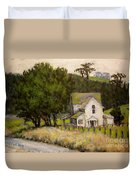 Petaluma Farmhouse Duvet Cover