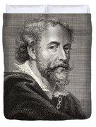 Peter Paul Rubens, 1577-1640. Flemish Duvet Cover