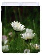 Petite Daisies 3 Duvet Cover