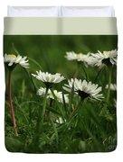 Petite Daisies 5 Duvet Cover