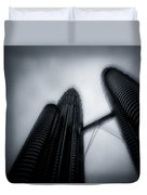 Petronas Towers Duvet Cover