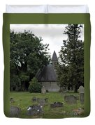 Pewsey Parish Council Cemetary Duvet Cover