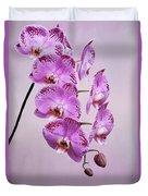Phalaenopsis Lianher Happy Dancer Duvet Cover