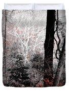 Phantasm In Wildwood Duvet Cover