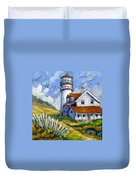 Phare 005 Duvet Cover