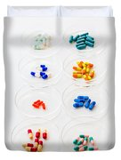 Pharmaceutical Research Duvet Cover