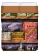 Pharmacist - Assorted Cures Duvet Cover