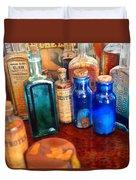 Pharmacist - Medicine Cabinet  Duvet Cover