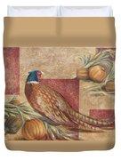Pheasant I Duvet Cover