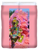 Phenomenal In Pink Duvet Cover