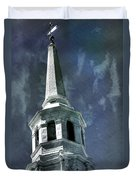 Philadelphia Christ Church Duvet Cover
