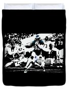 Philadelphia Eagles 5b Duvet Cover