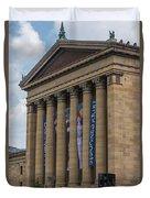 Philadelphia Museum Of Art  Duvet Cover