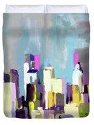 Philadelphia Skyline 650 1 Duvet Cover