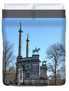Philadelphia - The Smith Memorial Arch Duvet Cover