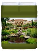 Philbrook Museum Gardens Duvet Cover