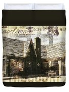 Phillips 66 No 2 Duvet Cover