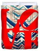 Philly Love V17 Duvet Cover
