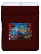 Phish For Red Rocks Amphitheater Duvet Cover