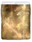 Phosphorescent Forest Duvet Cover