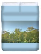 Photo Impressionism Duvet Cover