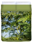 Photo Of Indian Tree Duvet Cover