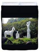 Phu My Statues 1 Duvet Cover