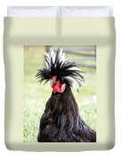 Phyllis Diller Who Duvet Cover